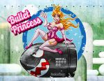 Bullet Princess by hooksnfangs