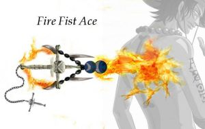 Fire Fist Ace by OnyxChaos