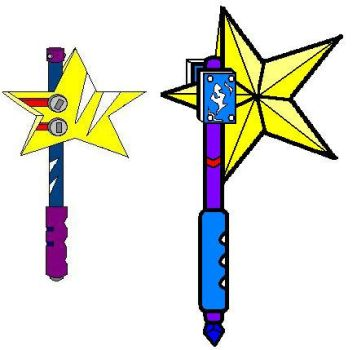 Star Axe by dualxtreme