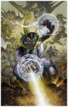 Thanos#5 final issue cover by simonebianchi