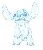 Sketch - Stitch by happineff