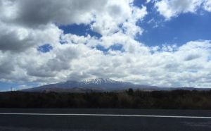 Mount Ruapehu by Pickley