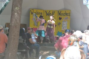 King Richard's Fair, Washing Well Wenches by Miss-Tbones