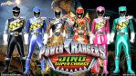 Power Rangers Dino Supercharge WP by jm511