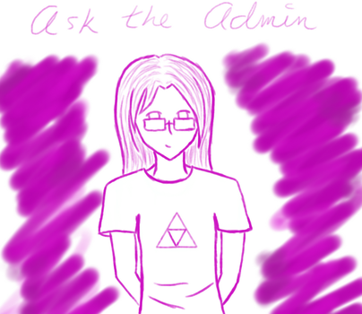 ((Ask the Admin?)) by Ask-The-ALOHA-State