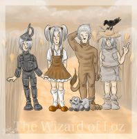 The Wizard of Loz by Bowie-Spawan