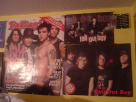 Wall of FOB by AsherDemonSlayer