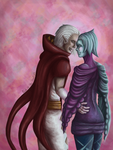 GhiraFi Cuddles by Link-of-the-twilight