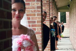Cody and Heather's Wedding 25 by BengalTiger4