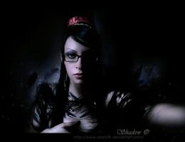 Bayonetta the witch by Daelyth