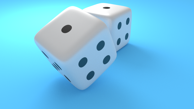 Dice by Megalomaniacaly