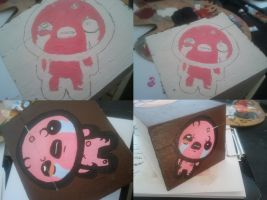 - WIP Isaac Box 4- by Cyberbirdy