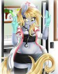 Dr. Hooves to the rescue by KnifeH