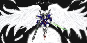 Heaven's Machine - Wing Zero by X-A-K-I