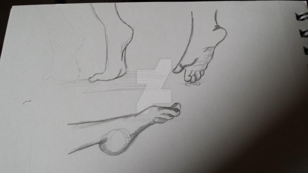 A Study in Feet by ImmortalNighttime