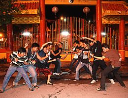 Street Fighters by anugerah-ilahi