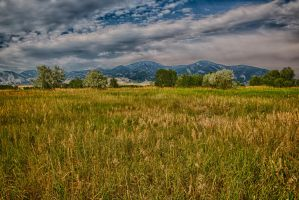 Big Sky Mountain 3 by arnaudperret