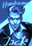 Handsome Jack by Lilami