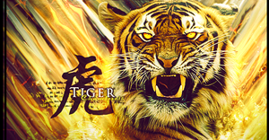 Zodiac Tiger by The35thChamber