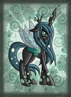 Chrysalis Pony ver 3.0 by raptor007