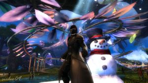 [Guild Wars 2] Wintersday: Day 1 by SirLeo09