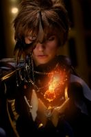 Tsubasa - RESERvoir CHRoNiCLE: It's on fire by goddessnaya
