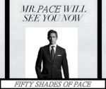Lee Pace: Fifty shades of Pace by Ysydora