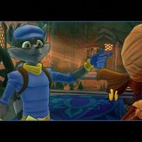 Sly Cooper Copy cats screenshot by wolfieblob
