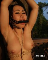 Naturally Bound Asian 11 by JWTies