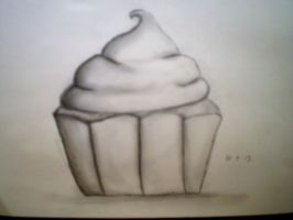 cup cake by Liviy22