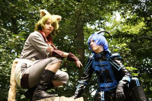 Lamento: In times of peace by cayra