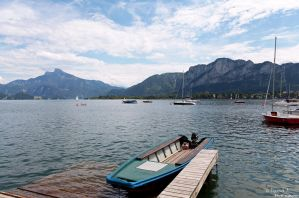 Mondsee, Austria IV. by DominikJPhotography