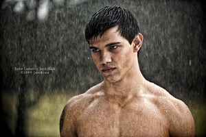 Taylor Lautner is Jacob Blac by JustRenn