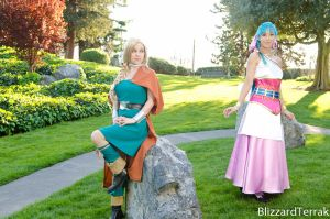 NCSp14 - Dragon Quest V by BlizzardTerrak