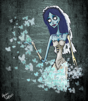 The Corpse Bride by HitMeWithBrokenLeave