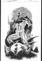 BATMAN Commission 1 by JoePrado2010