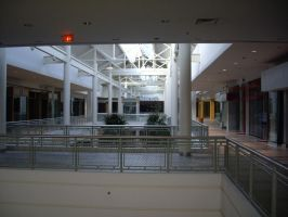 Empty Mall by captpackrat