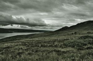 Hills of North by louise25