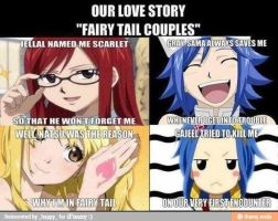 Fairy Tail Stories by lucyheart62902