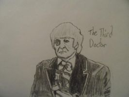The Third Doctor by J-Edgar-Pinkerton