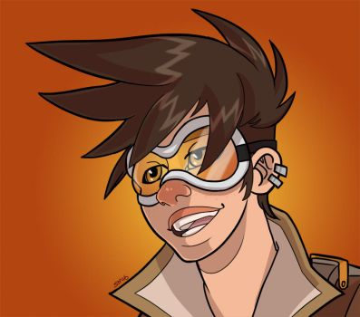 Tracer by the-last-lefian