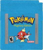 Pokemon: Magikarp edition by e1ectricthunder