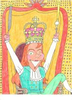 The Jewels of the UK Crown 3 by belianis