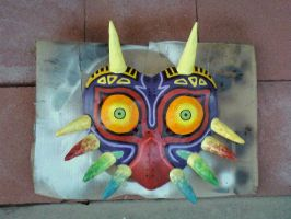 Majora's Mask by arrowdynamicsx