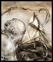 the Kraken by Fenster