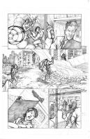 Detective Comics 738 Page 5 by thecreatorhd