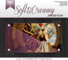 Soft and Creamy Action by OftheCrucified