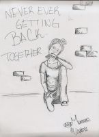 Never Evere Getting Back Together by xXAnaCaroXx