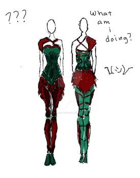 Pyrope armor by TheLegendOfPizza