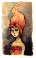 Flame Princess 2 by Rubysnuff
